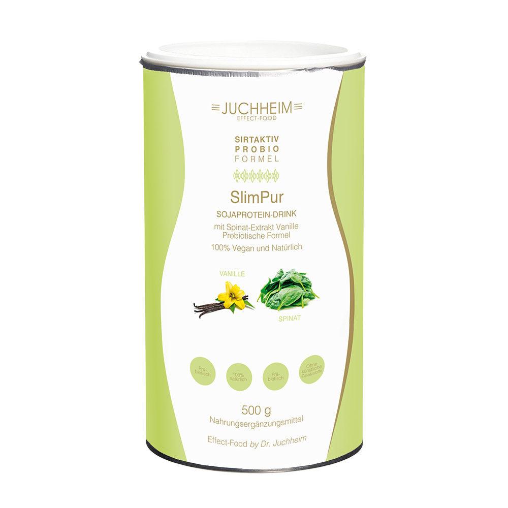 Juchheim SlimPur Sojaprotein-Drink
